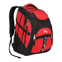 High Sierra Access Crimson/Black 17-inch Laptop Backpack