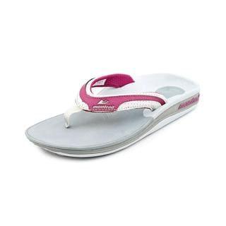 Montrail Men's 'Lithia loop' Basic Textile Sandals (Size  6 )