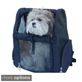 Anima Backpack carrier for dogs puppy carry travel pet holder