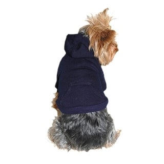 Insten Dog Navy Sweatshirt