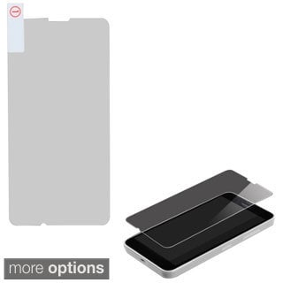INSTEN Clear Glare Free Privacy Screen Protector for Nokia Lumia 630, Lumia 635