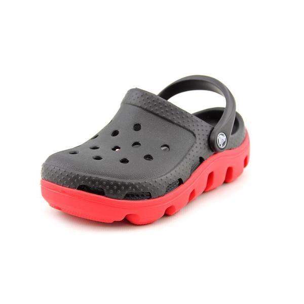 Crocs Boy (Toddler) 'Duet Sport Clog
