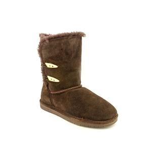 Bearpaw Women's 'Abigail' Regular Suede Boots (Size 9 )