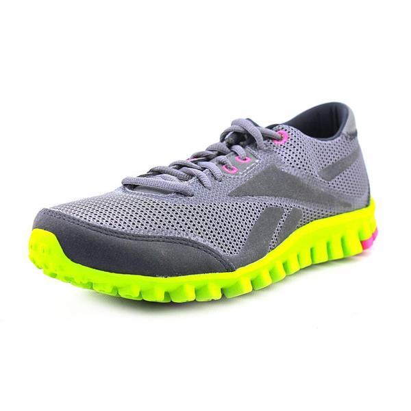 204105ea6132 Shop Reebok Women s  Realflex Optimal 3.0  Mesh Athletic Shoe (Size ...