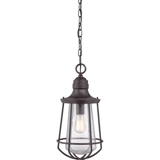 Marine Western Bronze Large 1-light Hanging Lantern