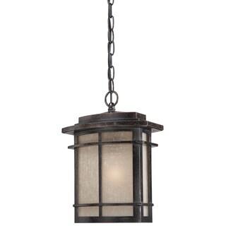 Galen Imperial Bronze Large Hanging Lantern