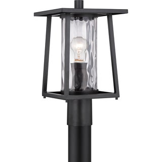 Lodge Mystic Black Large Post Lantern