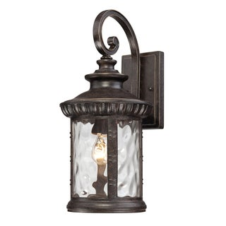 Quoizel Chimera 1-light Outdoor Bronze Fixture