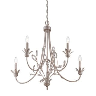 Quoizel Wesley 5-light Italian Fresco Chandelier