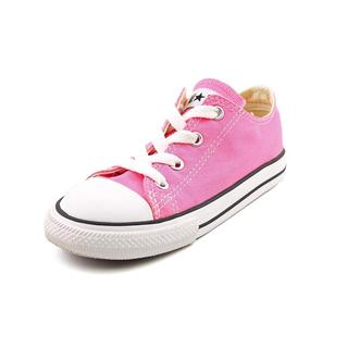 Converse Girl (Toddler) 'CT AS OX' Basic Textile Casual Shoes (Size 10 )