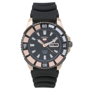Seiko Men's SRP210 Black Watch