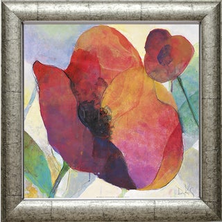 Kennedy 'Poppy I' Framed Artwork