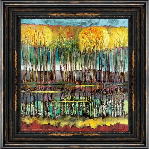 Smith 'Natural Muse' Framed Artwork - Black