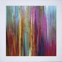 Butler 'Sunset Falls I' Framed Artwork