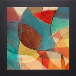 Lanie Loreth 'Aura II' Framed Artwork