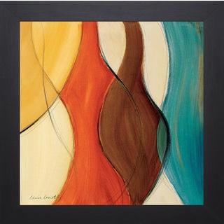 Lanie Loreth 'Coalescence II' Framed Artwork