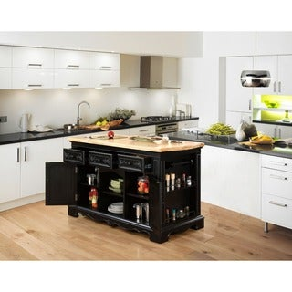 Powell Raeford Kitchen Island