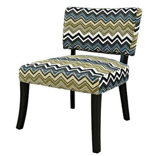 Powell Bianca Armless Chair