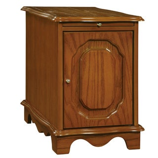 Powell Selina Magazine Cabinet Table