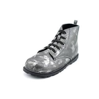 Natural Steps Girl (Youth) 'Highland' Man-Made Boots