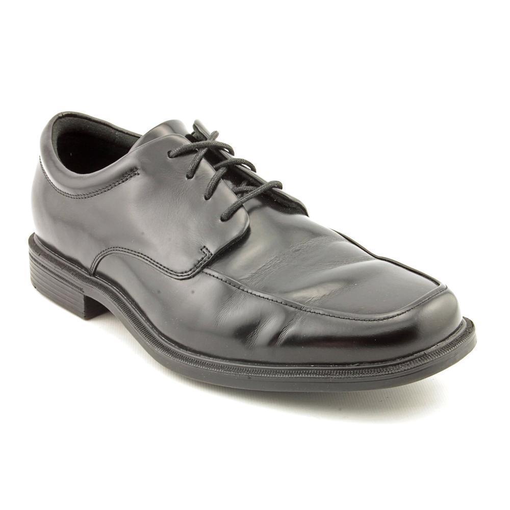 Evander' Leather Dress Shoes - Wide