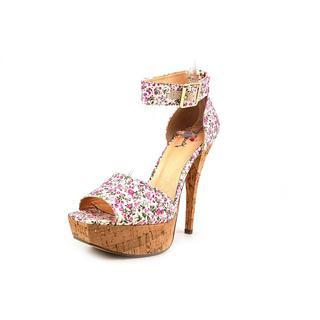 Luichiny Women's 'Jus Tina' Man-Made Sandals