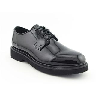 Rocky Men's '510-8 High Gloss' Patent Leather Dress Shoes - Wide (Size 7 )