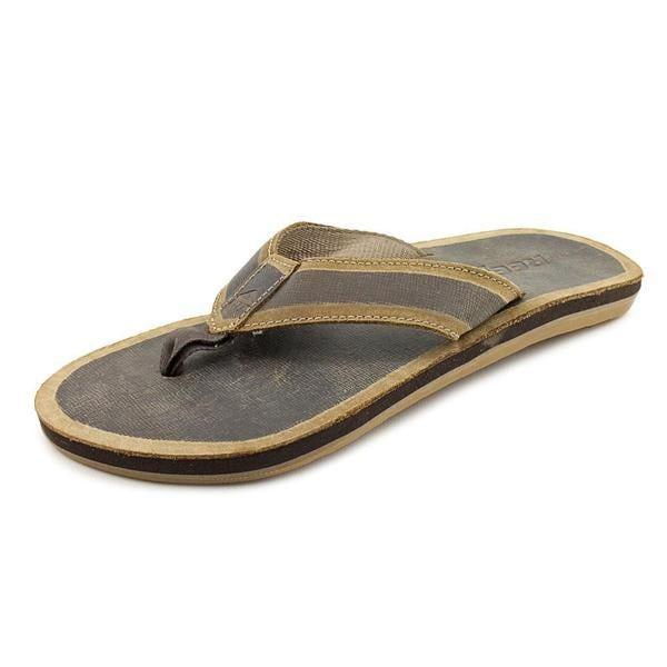 be6d0e80366 Shop Reef Men s  Reef Skyver  Leather Sandals (Size 7 ) - Free ...