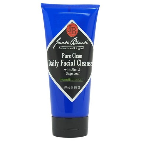 Jack Black Pure Clean Daily Facial 6-ounce Cleanser