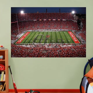 Fathead Ohio State Stadium Mural Wall Decals