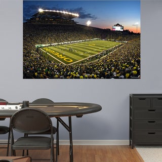 Fathead Oregon Ducks Stadium Mural Wall Decals