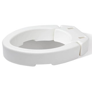 Carex Hinged Toilet Seat Riser