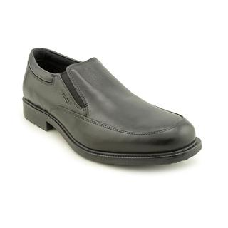 Rockport Men's 'Essential Details Waterproof Loafer' Leather Dress Shoes - Extra Wide (Size 10 )