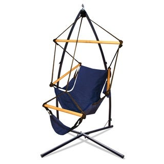 Hammaka Hammock Chair and Summit Steel Stand Combo
