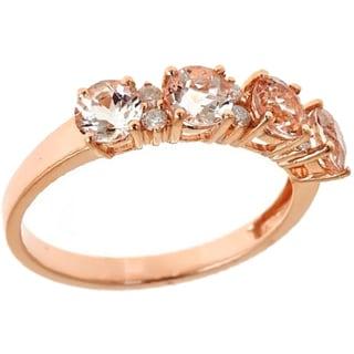 Morganite Rings For Less Overstock