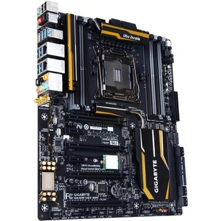 Gigabyte Ultra Durable GA-X99-UD5 WIFI Desktop Motherboard - Intel X9