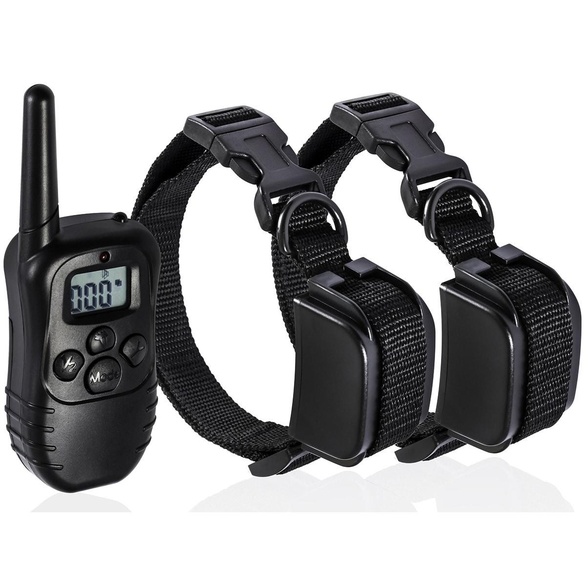 Oxgord Rechargeable Waterproof Dog Training Collar (Dog T...