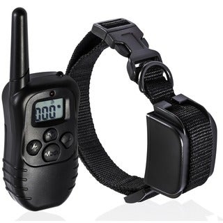 Oxgord Rechargeable Waterproof Dog Training Collar