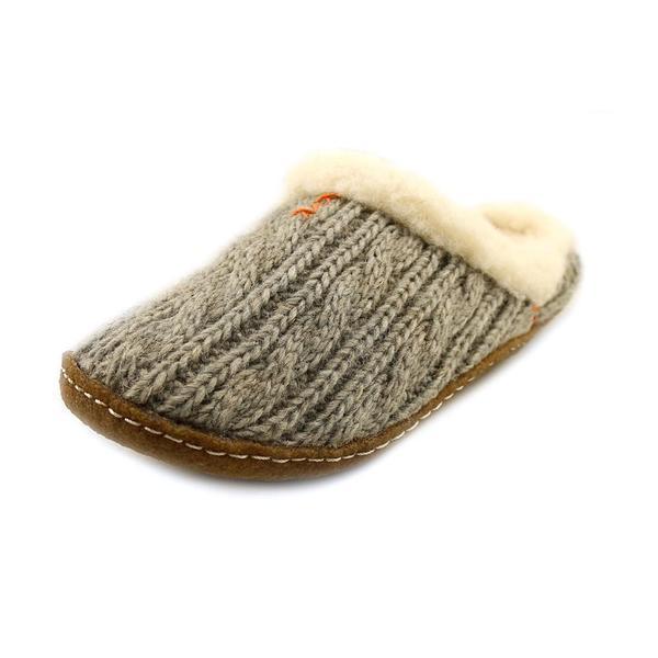 edb55a7bba7f Shop Sorel Women s  Nakiska Slide Knit  Basic Textile Casual Shoes ...