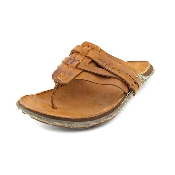 3da00a7a9c5a Shop Cushe Men s  Manuka Slide  Leather Sandals (Size 10 ) - Free ...