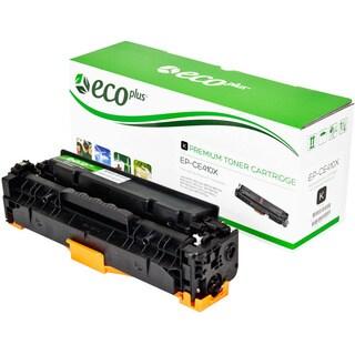 Ecoplus HP EPCE410X Remanufactured Black Toner Cartridge
