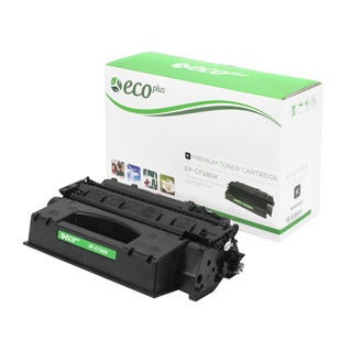 Ecoplus HP EPCF280X Re-manufactured Toner Cartridge (Black)