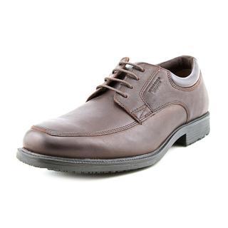 Rockport Men's 'Essential Details WP Apron Toe' Leather Dress Shoes