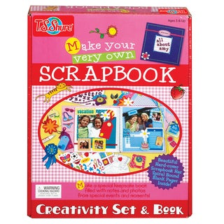 Make Your Very Own Scrapbook Creativity Set and Book