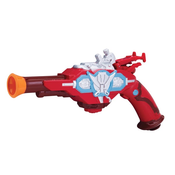 Bandai Power Rangers Deluxe Super Mega Blaster