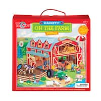 T.S. Shure On the Farm Magnetic Puzzle