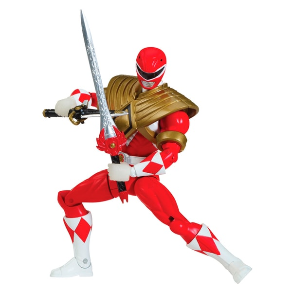 Bandai Power Rangers Armored Mighty Morphin Red Ranger