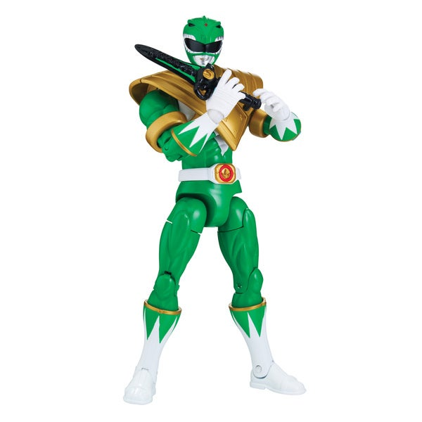 Power Rangers Armored Mighty Morphin Green Ranger