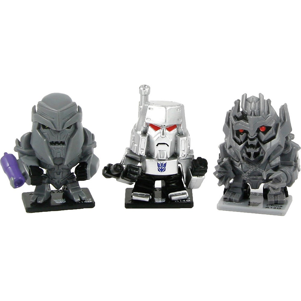 Transformers Megatron 30th Anniversary Figure (1)