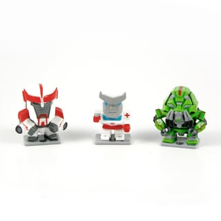 Transformers Ratchet 30th Anniversary Figure